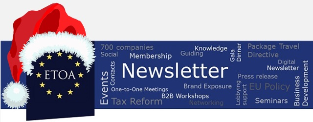 ETOA newsletter