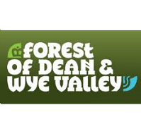 Forest of Dean and Wye Valley logo