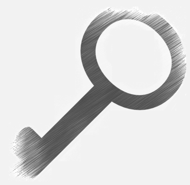key icon_sketch