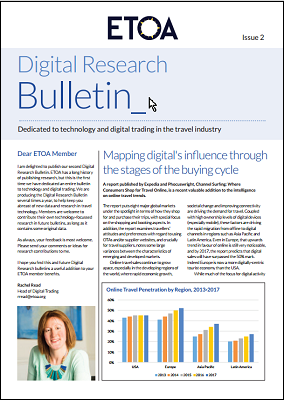 Digital bulletin cover issue 2