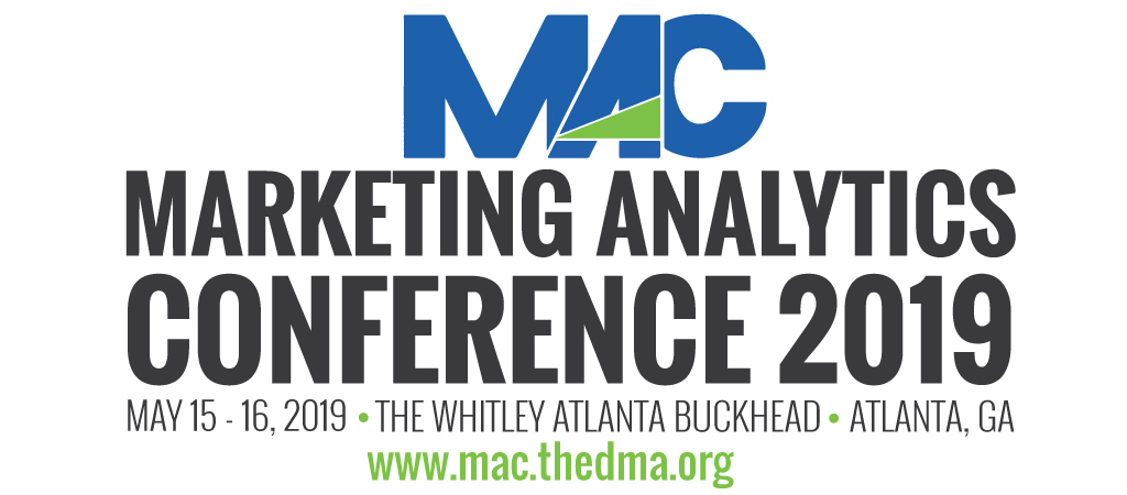 Marketing Analytics Conference 2019