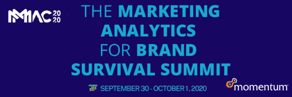 The Marketing Analytics for Brand Survival Virtual Summit