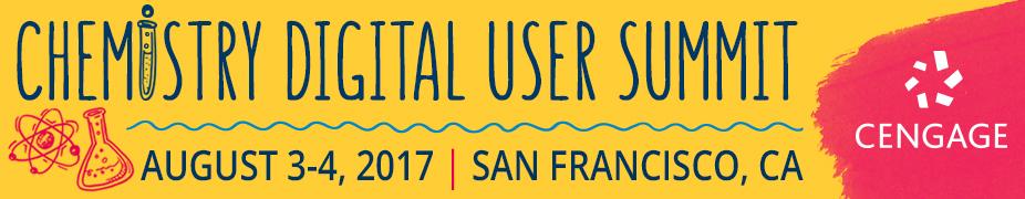 Chemistry Digital User Summit - San Francisco - August 2017
