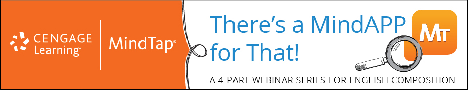 There's a MindAPP for That! A 4-Part Webinar Series for English Composition