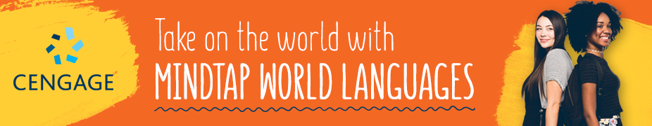 Take on the World with Cengage World Languages
