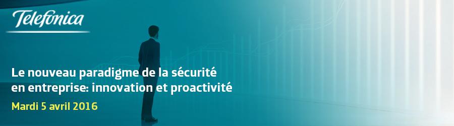 Workshop sur le nouveau paradigme de la sécurité