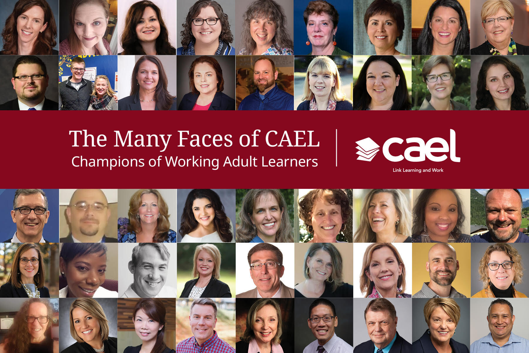Welcome to CAEL! Your benefits await...