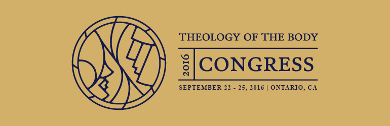 2016 Theology of the Body Congress