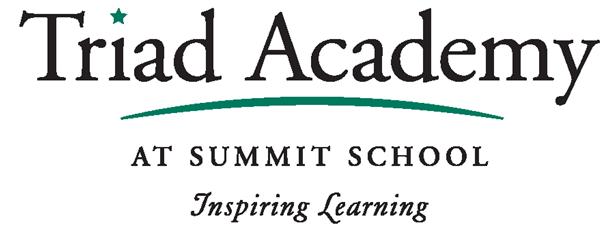 Triad Academy at Summit School Logo for Copy and Paste