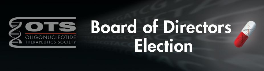 OTS Board of Directors Election 2016