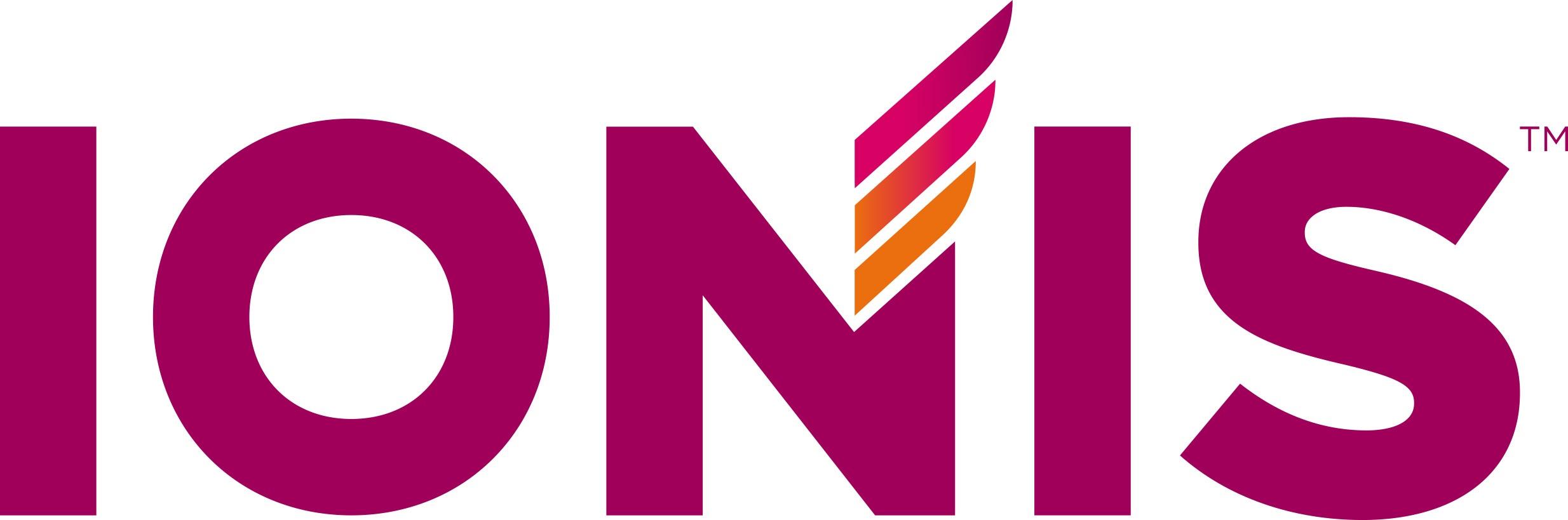 Ionis 2019 Logo