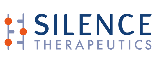 Silence Therapeutics Logo 2017