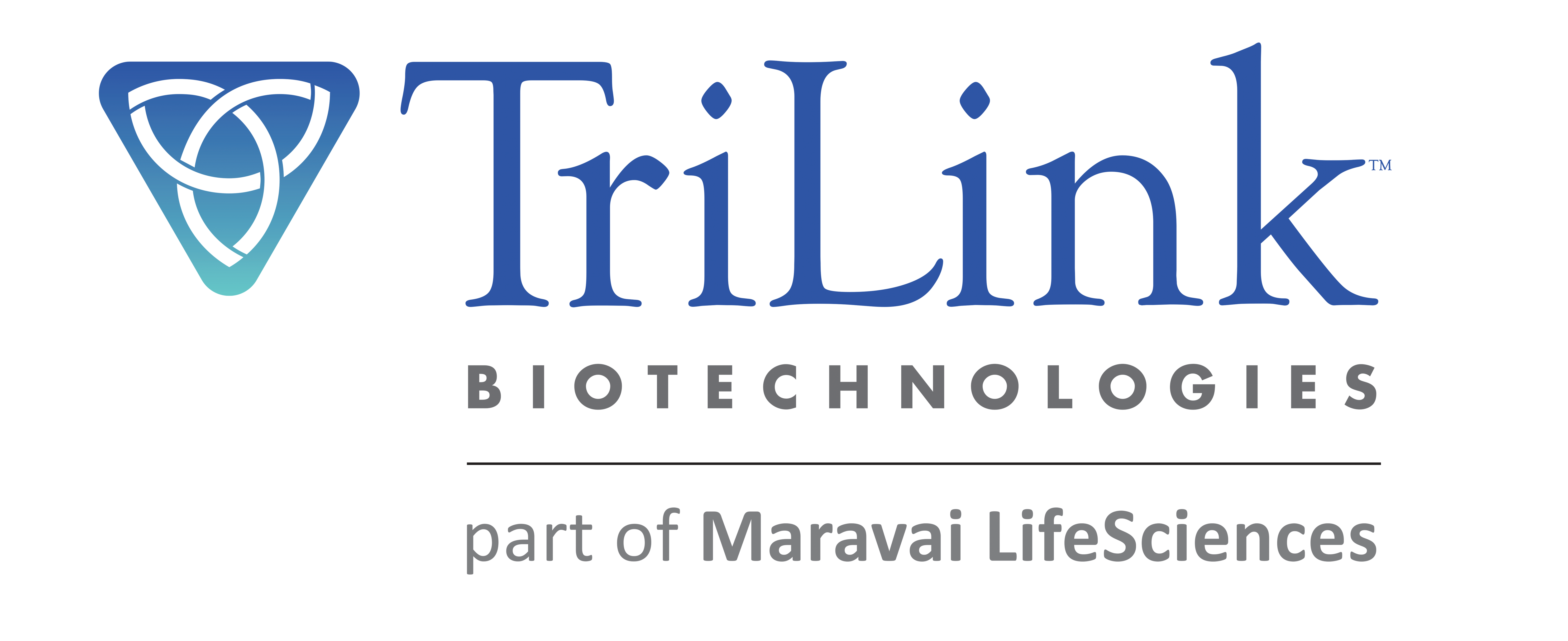 TriLink Biotechnologies Logo May  2017