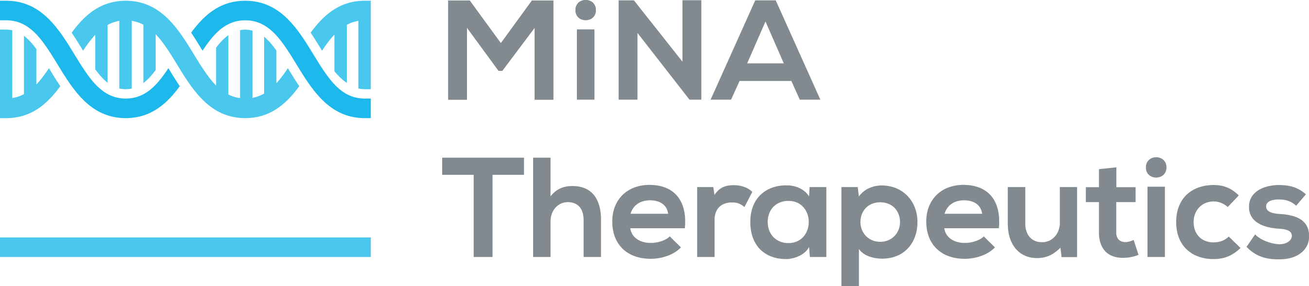 MiNA Therapeutics Logo