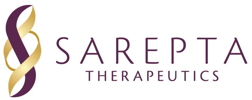 Sarepta 2019 Horizontal Logo