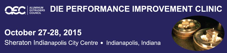 AEC Die Performance Improvement Clinic