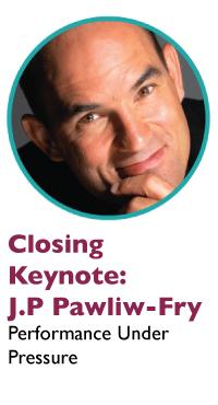 Keynote: J.P Pawliw-Fry