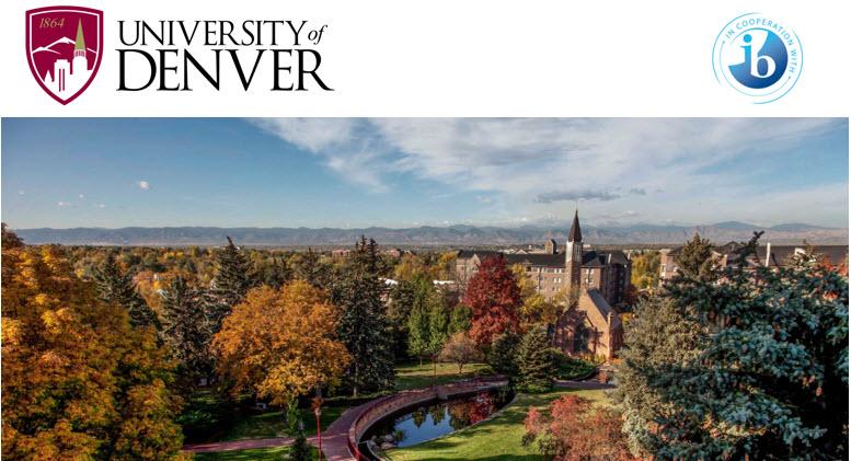 IBWSC - University of Denver