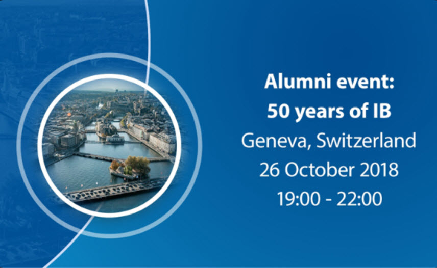 Alumni Event: 50 years Anniversary