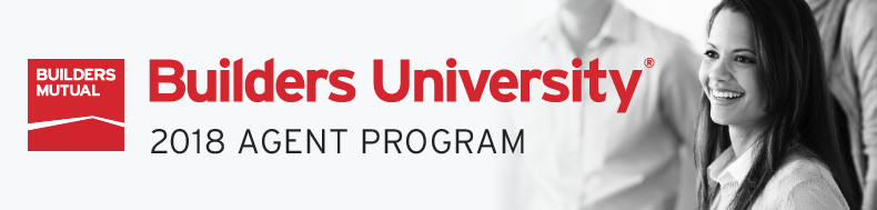 Builders University 2018