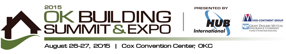 OK Building Summit & Expo 2015