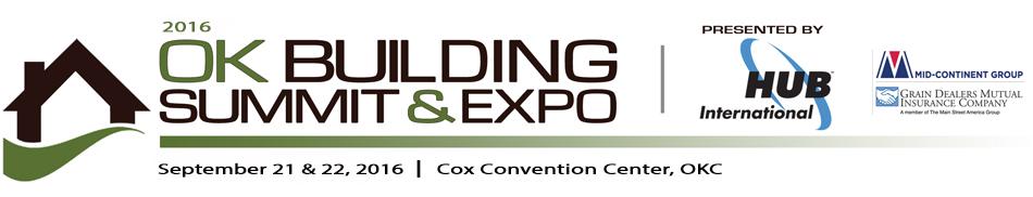2016 OK Building Summit & Expo