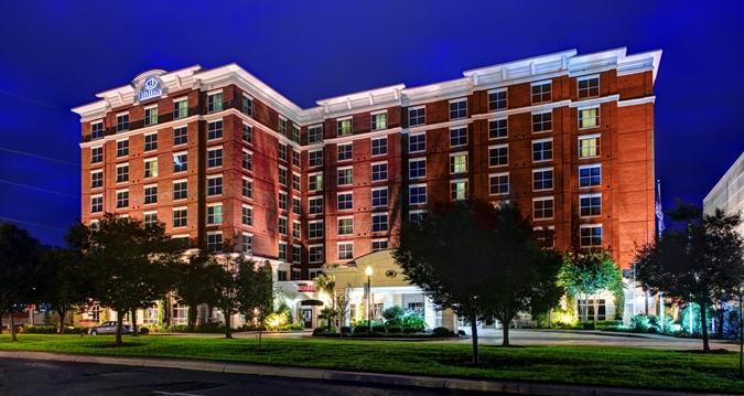 Hilton Dusk