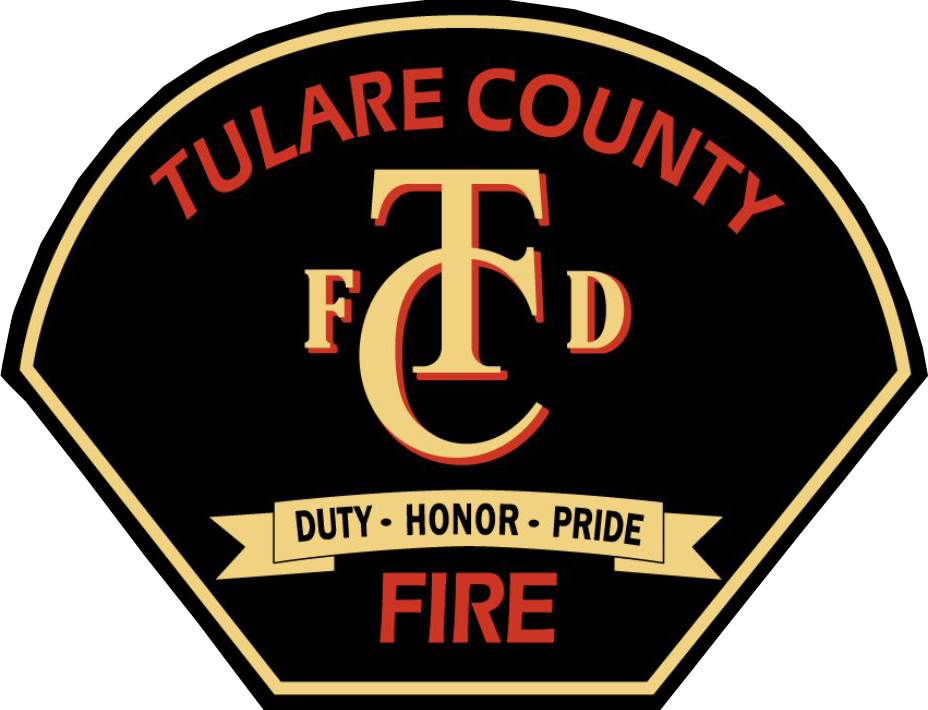 Tulare Cunty FD Patch