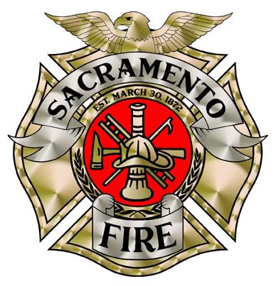 Sac FD Logo