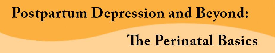 Postpartum Depression-header