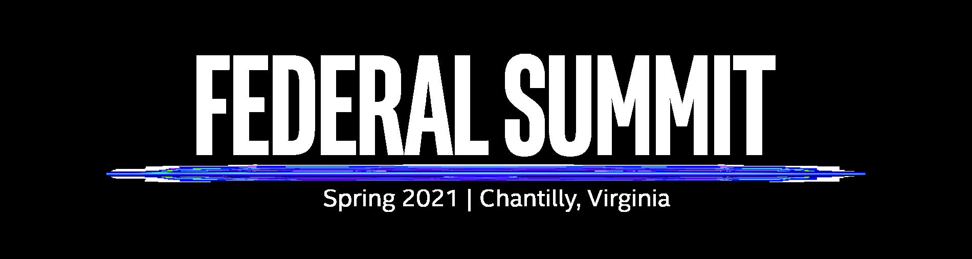 Federal Summit - October 9-10, 2018 | National Harbor, Maryland
