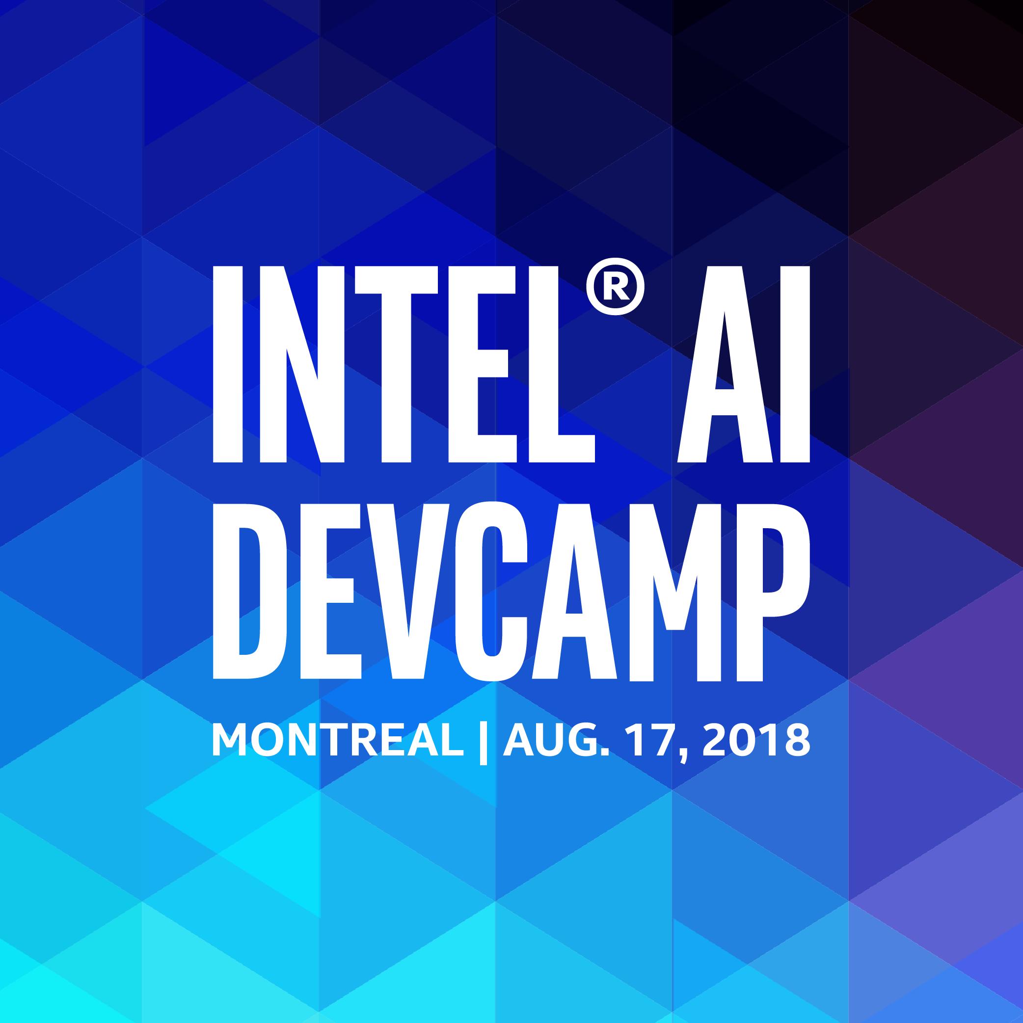 Intel® AI DevCamp