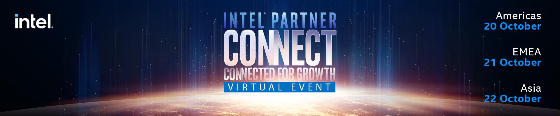IPC 2020 Intel Partner Connect Global Fall Virtual