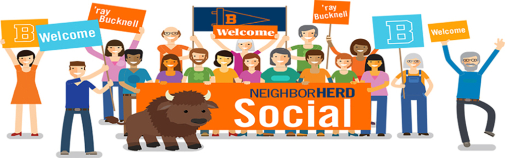 MI-You're Invited - Join the Bucknellians in Michigan NeighborHERD Social on 9/23