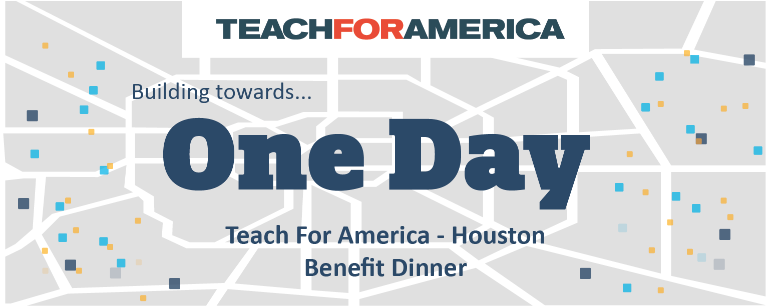 TFA Houston 2017 Benefit Dinner