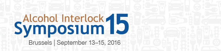 15th International Alcohol Interlock Symposium 2016