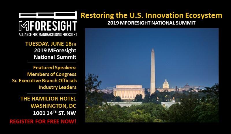 2019 MForesight National Summit