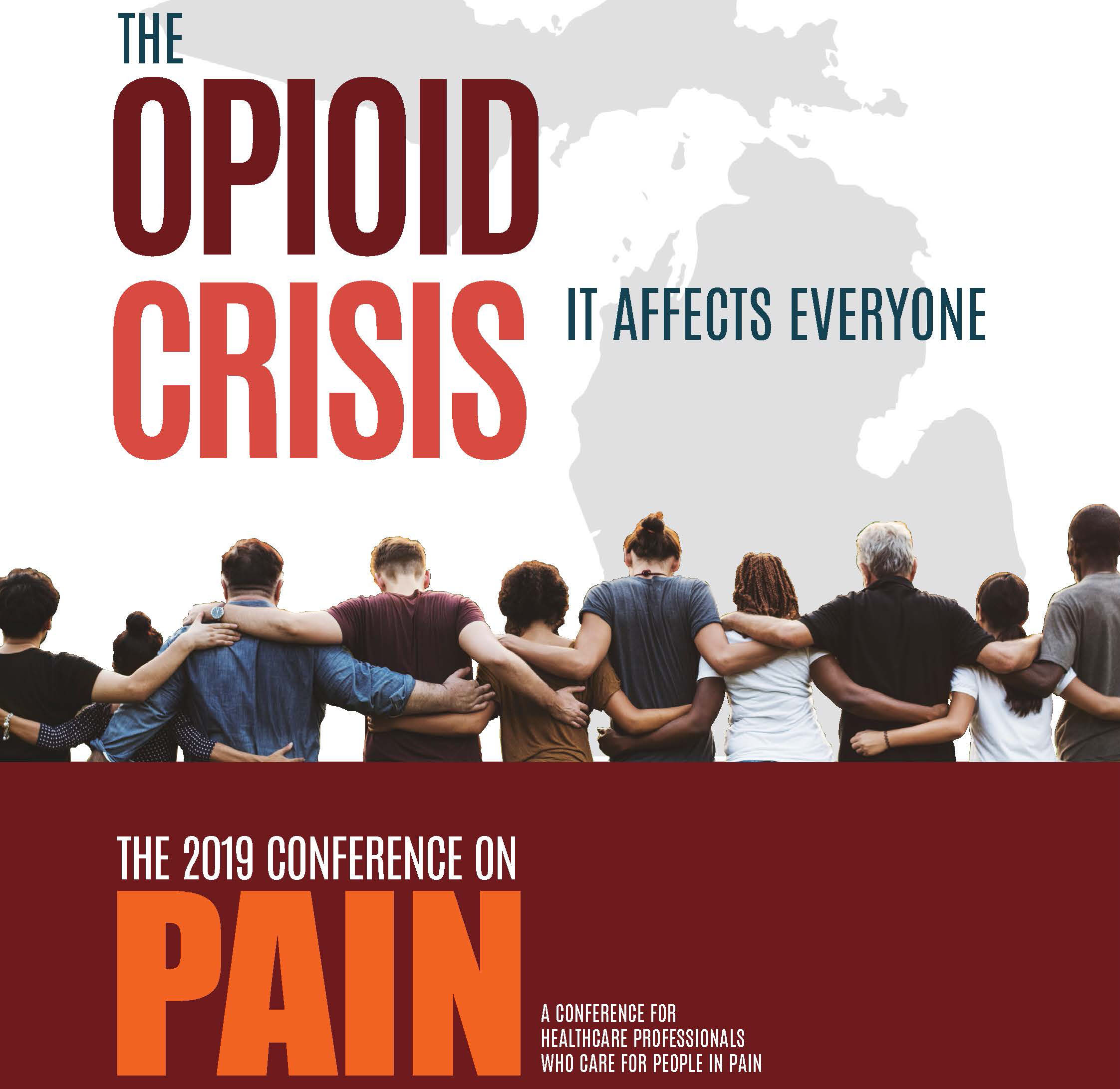 The 2019 Conference On Pain