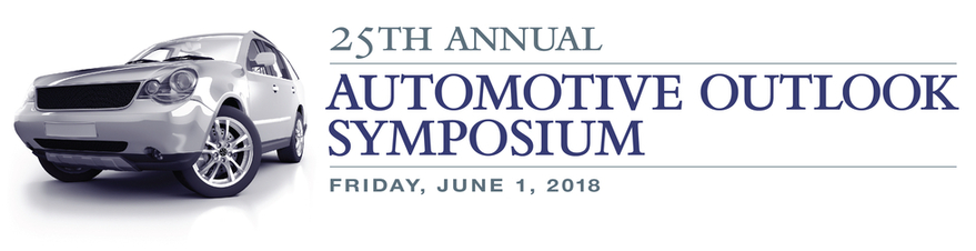 25th Annual Automotive Outlook Symposium