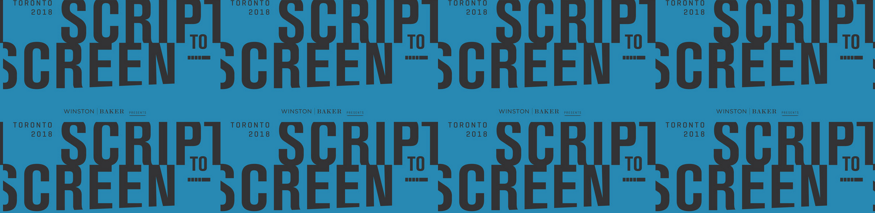 Script to Screen Summit 2018