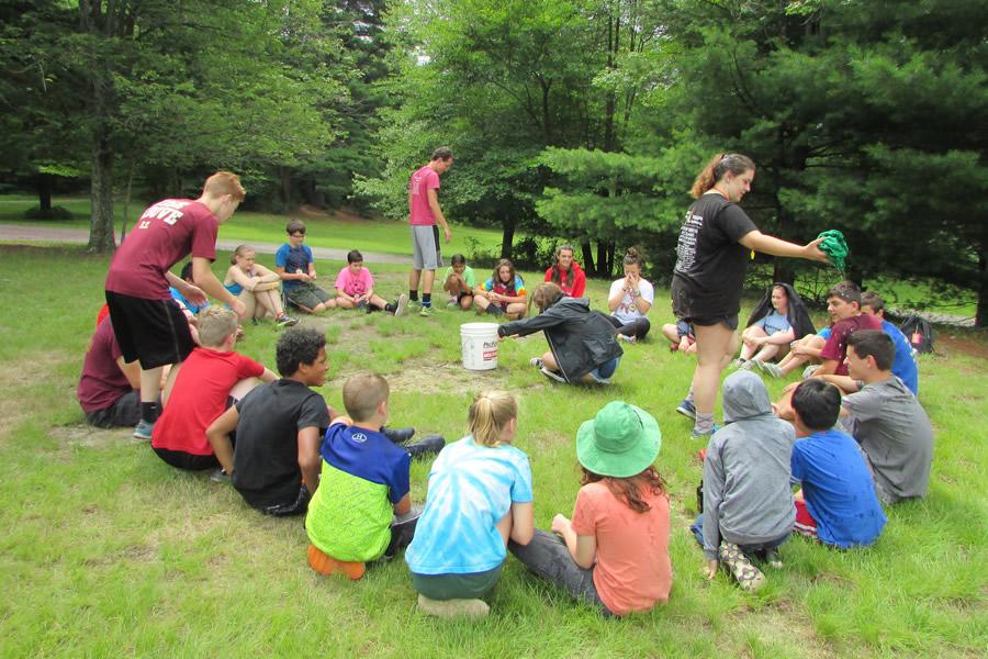 4-H Camp Abenaqua