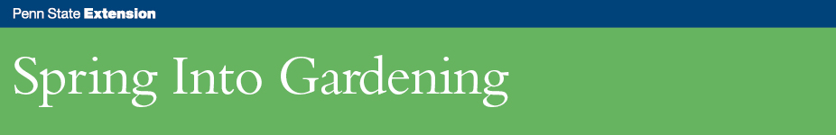 Spring Into Gardening - Lehman