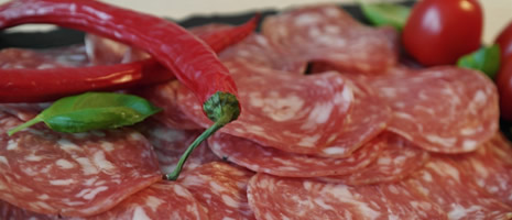 Traditional Italian Processed Meats