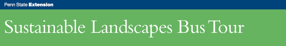 Sustainable Landscapes Bus Tour - Montgomery County