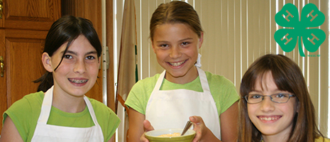 4-H Chef Camp 2