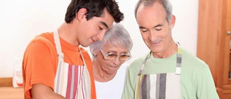 Intergenerational Program