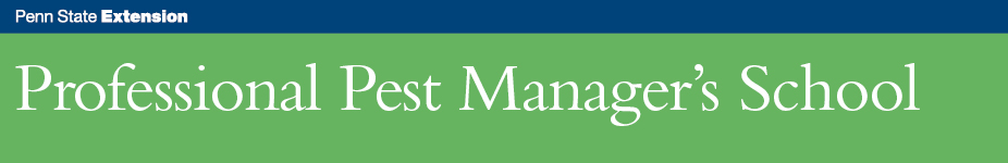 Professional Pest Manager's School - Lancaster