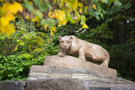 Lion Shrine CV