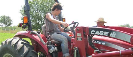 Tractor Safety (Patty Neiner PSU) Image