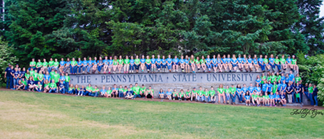 4-H Equine Livestock Camp Group 2015 K.DUBBS